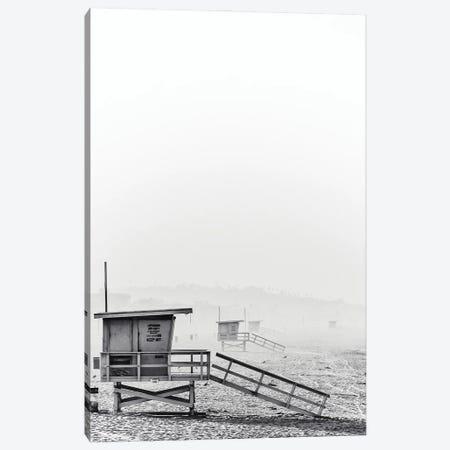 Beach Days Canvas Print #MIZ6} by Magda Izzard Canvas Art Print