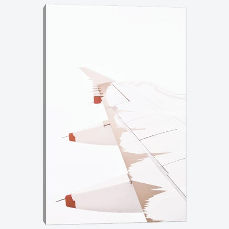 Aeroplane Canvas Print #MIZ93} by Magda Izzard Art Print