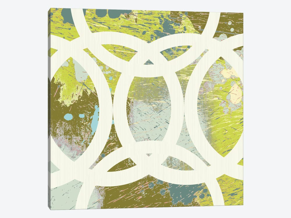 Circling II by MAJA 1-piece Canvas Art Print
