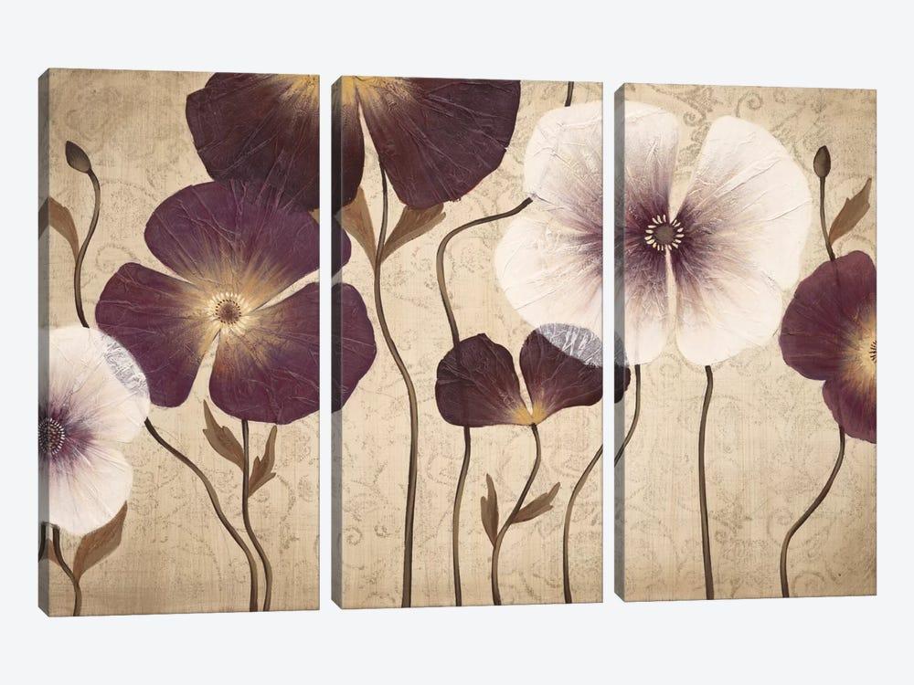 Damsels by MAJA 3-piece Canvas Print