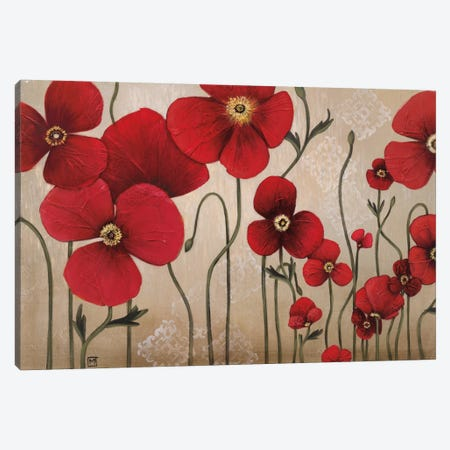 Demioselles Prise Canvas Print #MJA18} by MAJA Canvas Art
