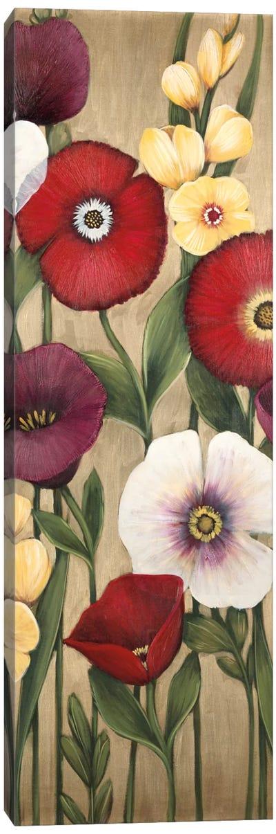 Jardin Dore Canvas Print #MJA27