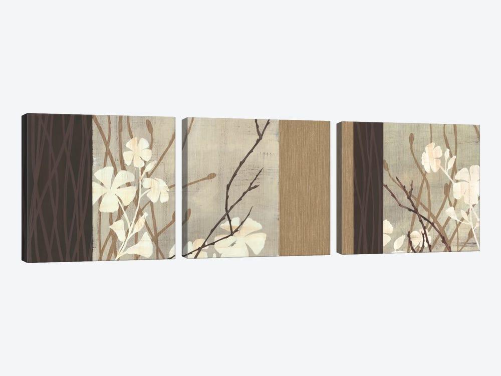 Lace by MAJA 3-piece Canvas Art Print