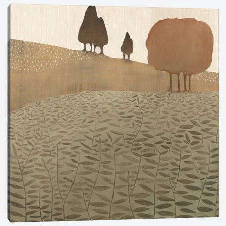 Atop The Hill Canvas Print #MJA3} by MAJA Canvas Art Print