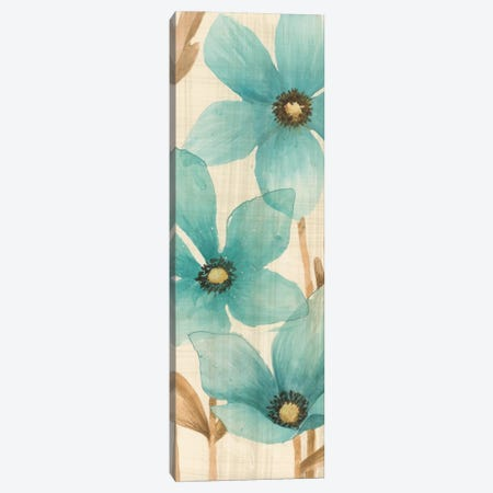 Waterflowers I Canvas Print #MJA48} by MAJA Canvas Art Print