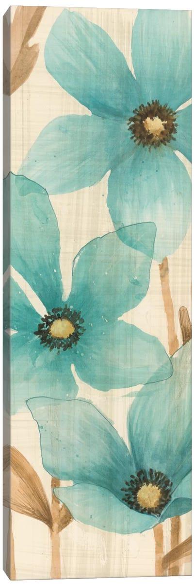 Waterflowers I Canvas Art Print