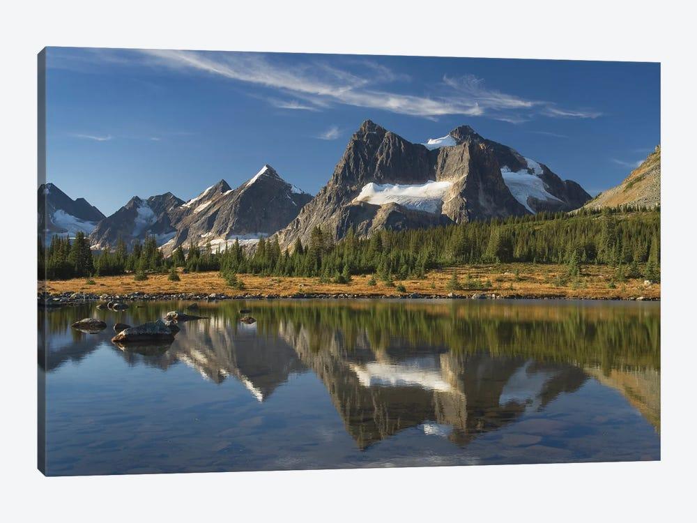 Canada, Alberta. Tonquin Valley, Jasper National Park. by Alan Majchrowicz 1-piece Canvas Art