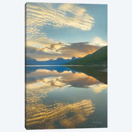 Montana Sunrise Canvas Print #MJC123} by Alan Majchrowicz Art Print