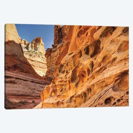 Crack Canyon I Canvas Print #MJC53} by Alan Majchrowicz Canvas Wall Art