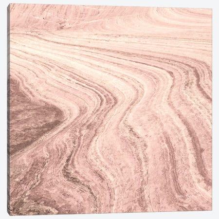 Coyote Buttes V Blush Crop Canvas Print #MJC72} by Alan Majchrowicz Canvas Artwork