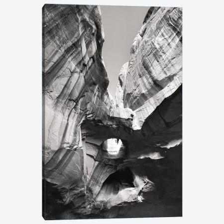 Neon Canyon I BW Canvas Print #MJC75} by Alan Majchrowicz Canvas Print