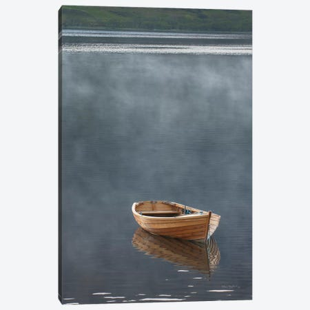 Rowboat in Ross 3-Piece Canvas #MJC76} by Alan Majchrowicz Canvas Art Print