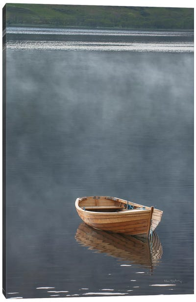 Rowboat in Ross Canvas Art Print