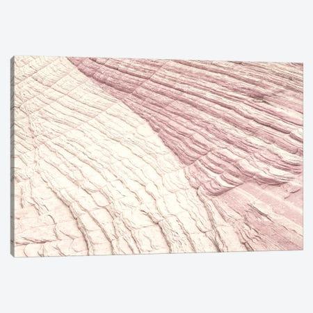 Coyote Buttes VI Blush Canvas Print #MJC84} by Alan Majchrowicz Canvas Artwork