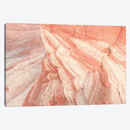 Coyote Buttes VII Blush Canvas Print #MJC85} by Alan Majchrowicz Canvas Art