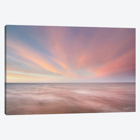 Lake Superior Sky II 3-Piece Canvas #MJC95} by Alan Majchrowicz Art Print