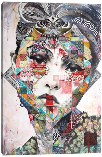 Devon Canvas Art Print