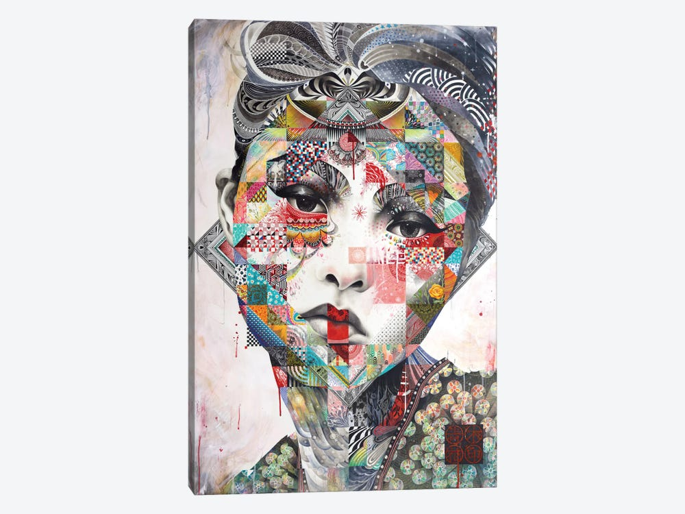 Devon by Minjae Lee 1-piece Canvas Art Print