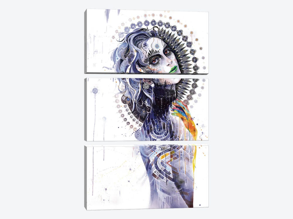 Faith by Minjae Lee 3-piece Canvas Print