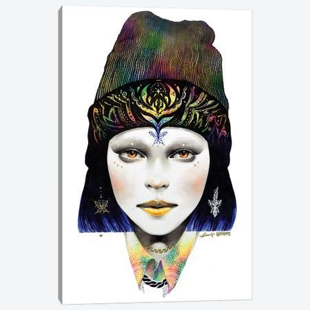 Girl #1 Canvas Print #MJL14} by Minjae Lee Canvas Artwork