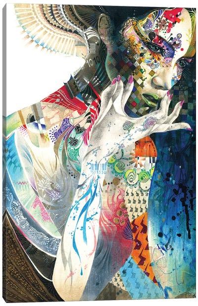 Indian Canvas Print #MJL15