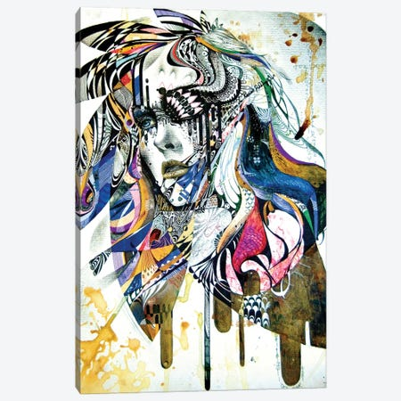 Reminiscence II Canvas Print #MJL17} by Minjae Lee Canvas Art