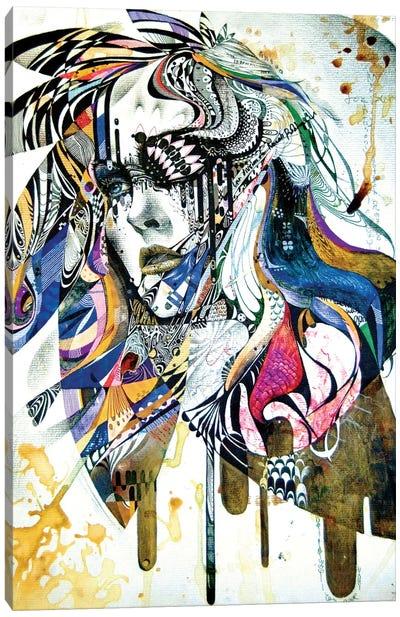 Reminiscence II Canvas Art Print
