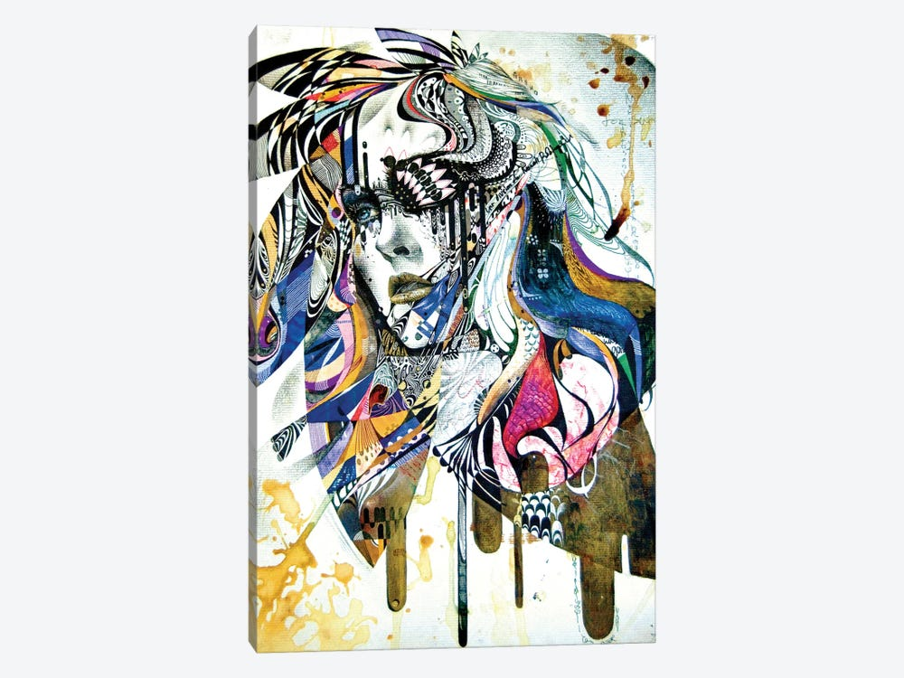 Reminiscence II by Minjae Lee 1-piece Canvas Wall Art