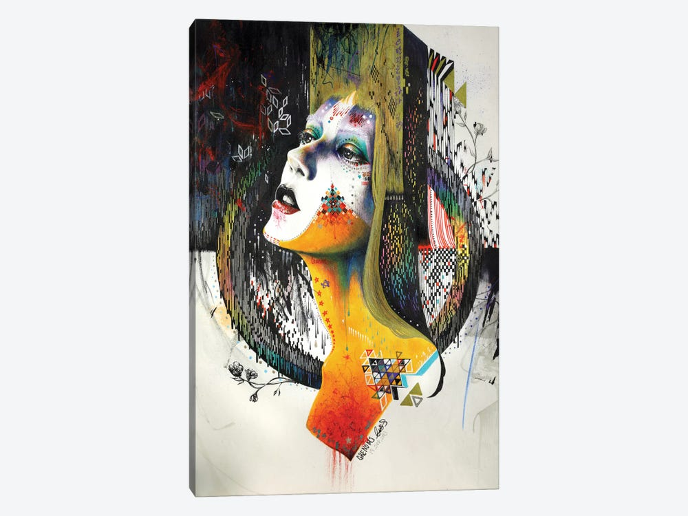 Between Hope And Despair by Minjae Lee 1-piece Canvas Print