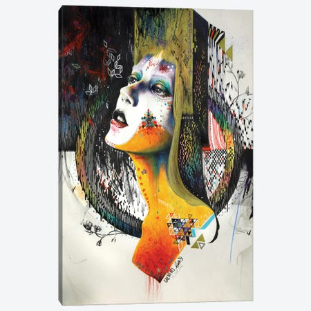 Between Hope And Despair Canvas Print #MJL1} by Minjae Lee Canvas Artwork