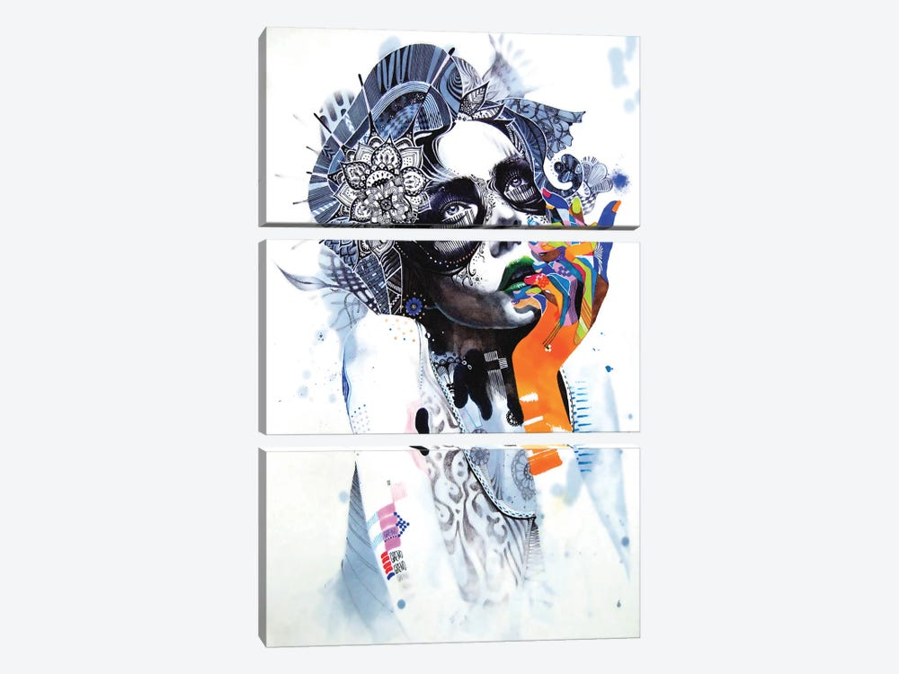 The Dream by Minjae Lee 3-piece Canvas Art Print