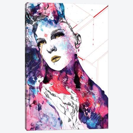 The Flow In Us Canvas Print #MJL22} by Minjae Lee Canvas Artwork