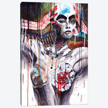 The World Canvas Print #MJL24} by Minjae Lee Canvas Print