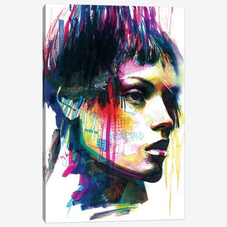 Ah! Canvas Print #MJL25} by Minjae Lee Canvas Art Print