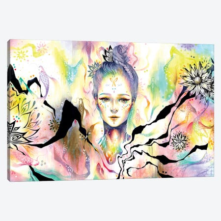 Crystal Fairy Canvas Print #MJL26} by Minjae Lee Canvas Print