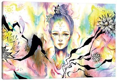 Crystal Fairy Canvas Print #MJL26