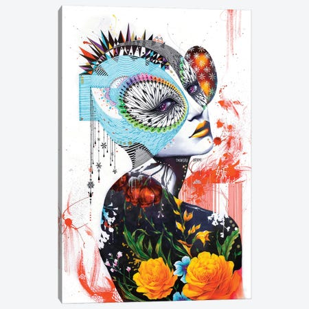 Do Kaebi Canvas Print #MJL27} by Minjae Lee Canvas Print