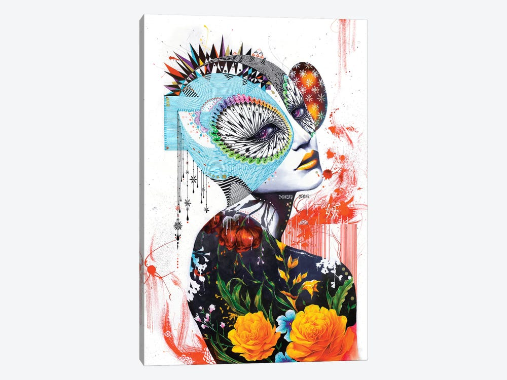 Do Kaebi 1-piece Canvas Art Print