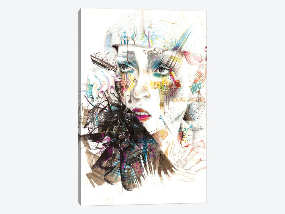 Drama Queen by Minjae Lee 1-piece Canvas Art