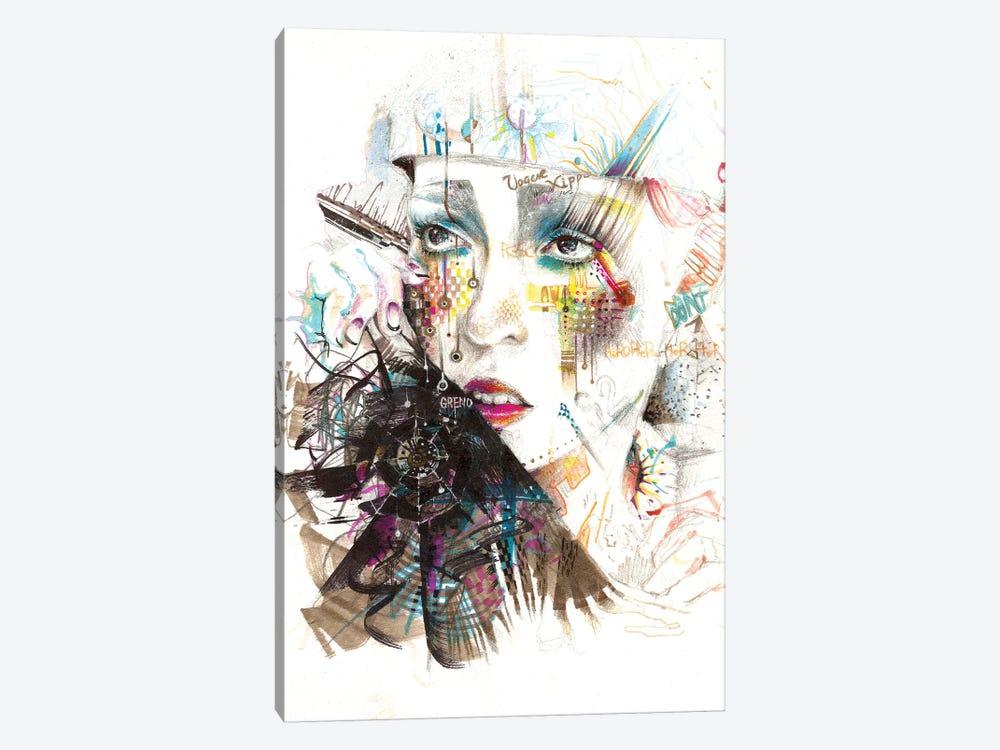 Drama Queen by Minjae Lee 1-piece Canvas Art