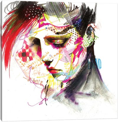 Hangover Canvas Print #MJL31