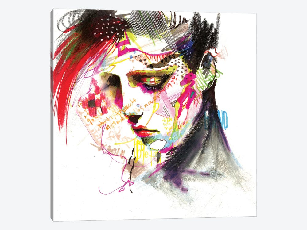Hangover by Minjae Lee 1-piece Canvas Artwork