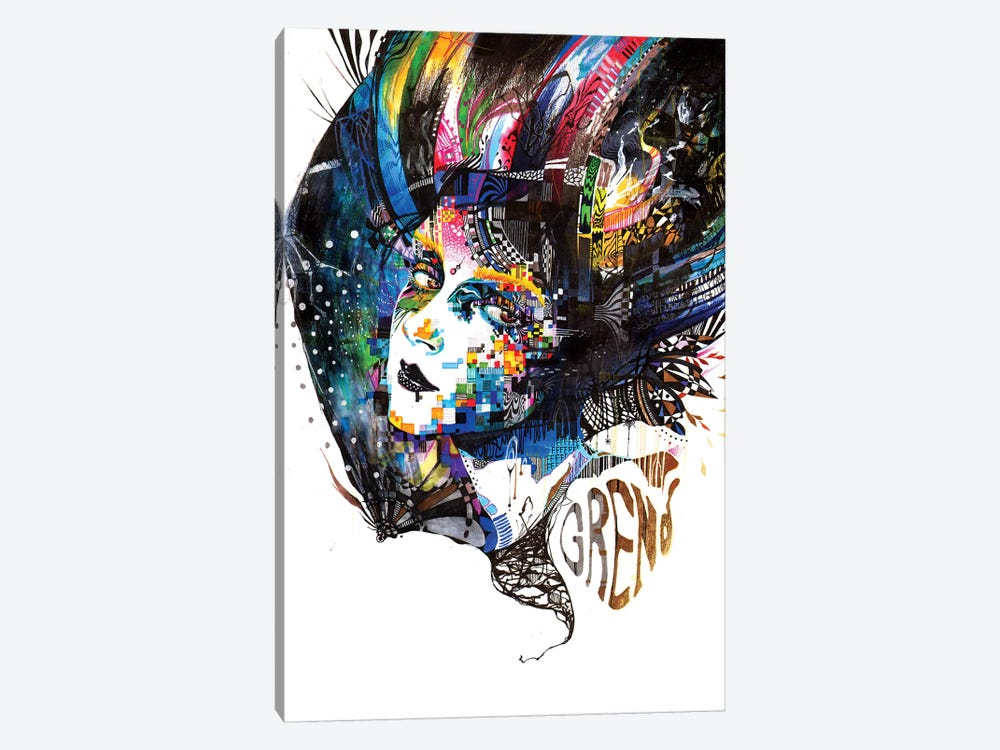 The Free by Minjae Lee 1-piece Canvas Print
