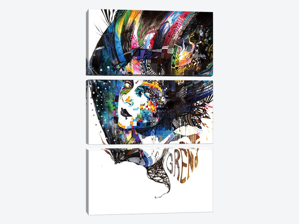 The Free by Minjae Lee 3-piece Art Print