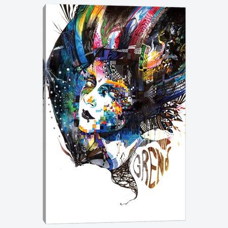 The Free Canvas Print #MJL34} by Minjae Lee Canvas Wall Art