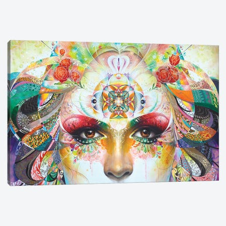 Gaia 3-Piece Canvas #MJL35} by Minjae Lee Canvas Art