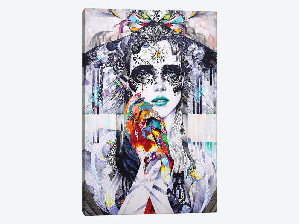 Anticipation by Minjae Lee 1-piece Canvas Art Print
