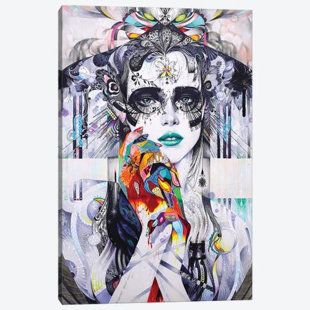 Anticipation Canvas Print #MJL36} by Minjae Lee Canvas Wall Art