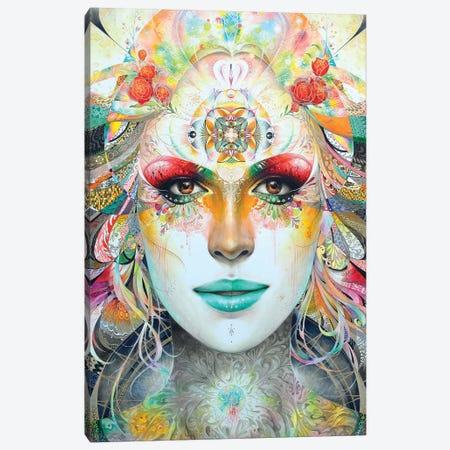 Gaia, Full Canvas Print #MJL37} by Minjae Lee Canvas Artwork
