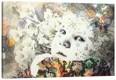 Blooming Canvas Print #MJL3